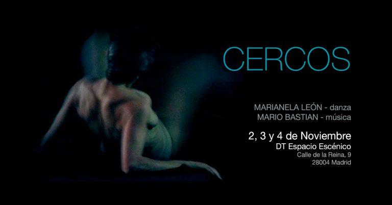 Cercos - Marianela León y Mario Bastian