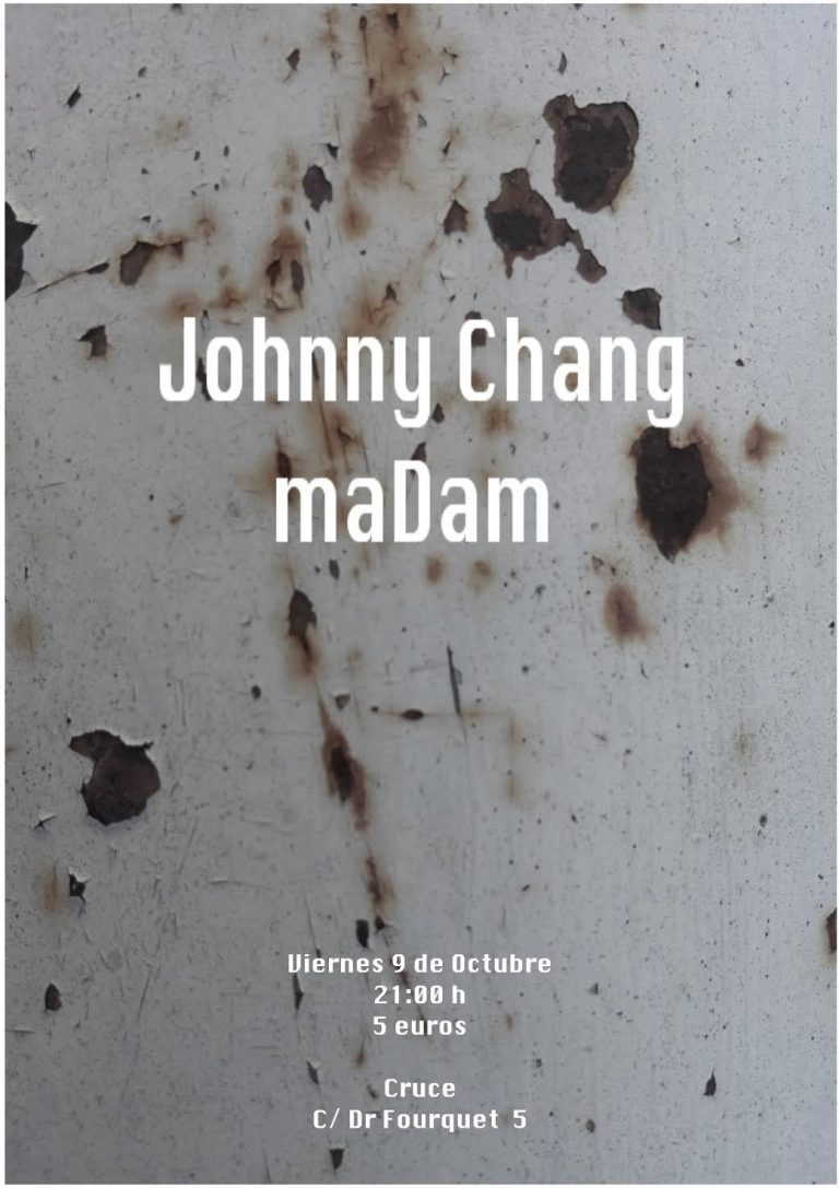 Johnny Chang - Madam
