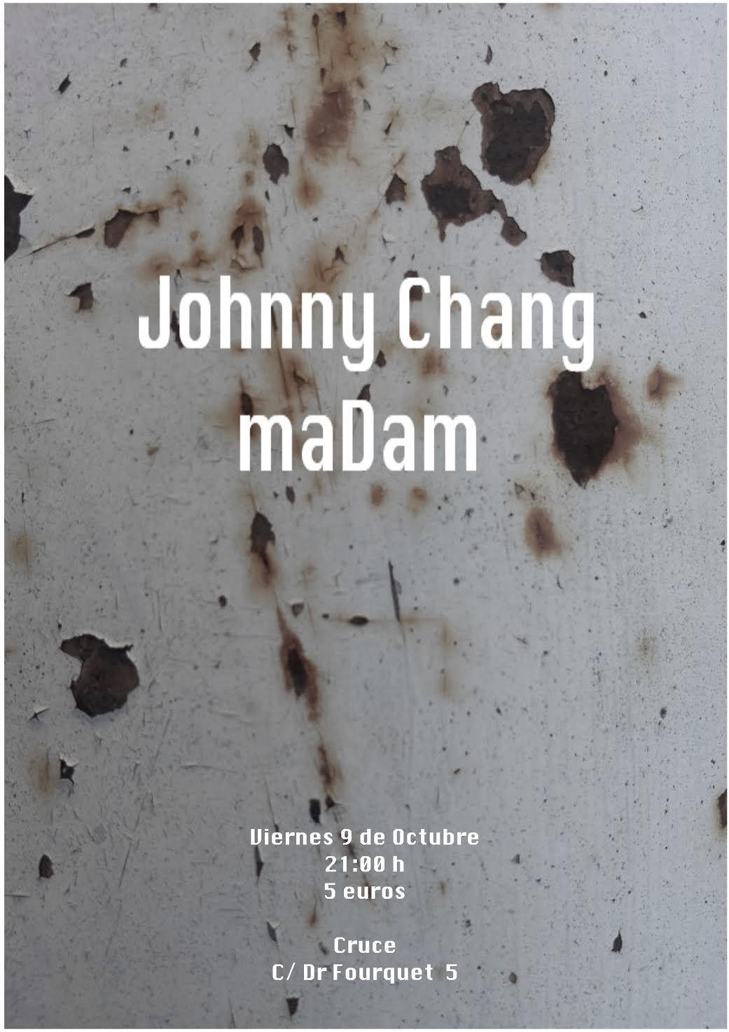 Johnny Chang - Madam